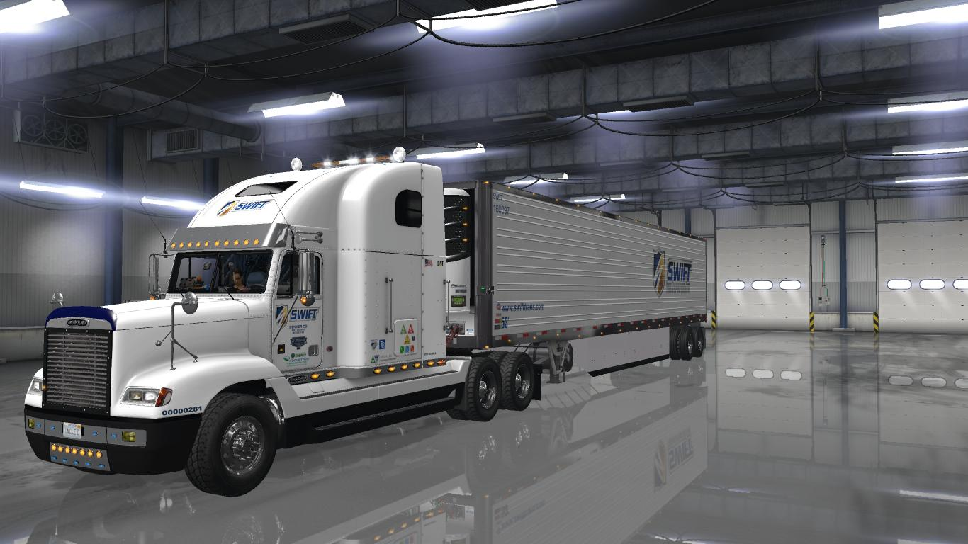 Owner Utility 3000R New Swift Logo Skin 1.32.x
