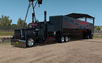 Truck Skin for Outlaws Peterbilt