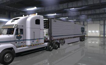 Uncle D Logistics VTC 3000R Utility Trailer Skin v1.33
