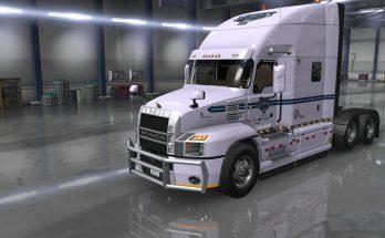 Uncle D Logistics VTC Mack Anthem v1.32