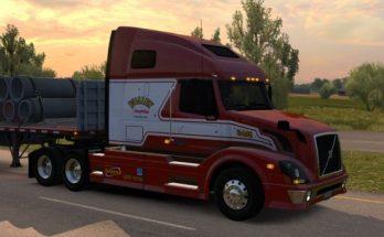 Valley Transportation for Aradeths Volvo VNL 670 v 1.6