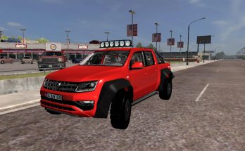 Volkswagen Amarok ATS v 6.0