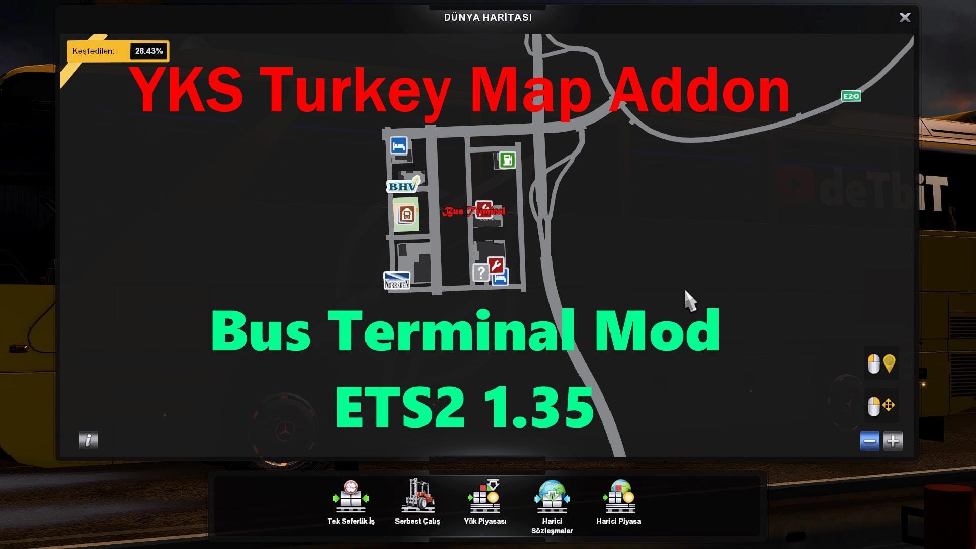Bus Terminal v1.35