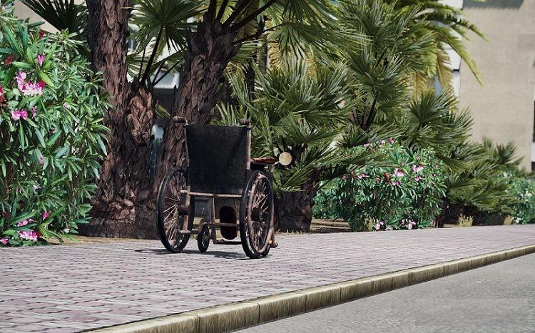 Drivable Wheelchair v1.0