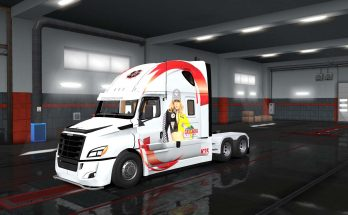 Freightliner Cascadia Rising skin 1.32.x