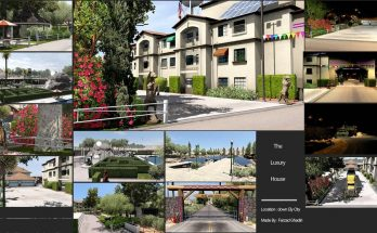 Super Luxury House By Farzad Ghadiri v 1.0