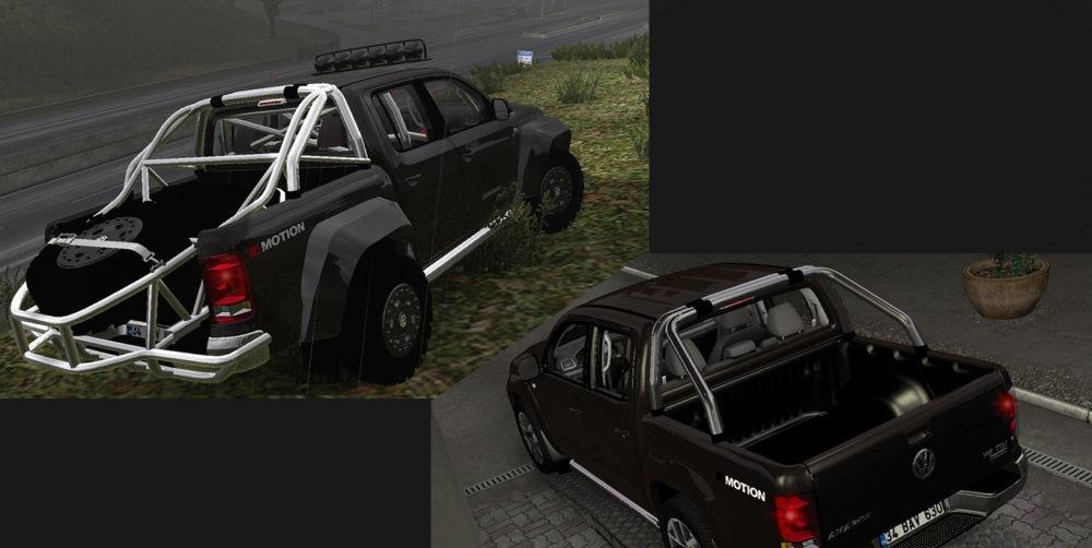 Volkswagen Amarok v6.0