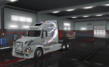 VOLVO VNL670 Race skin 1.32.x