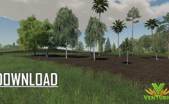 16 trees placeable v 1.0