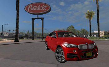 BMW X6 v 1.0