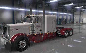Bowers Trucking Skin