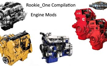 Engine Compilation Mod v 2.0 by rookie_one