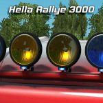 HELLA RALLYE 3000 V1.5 ATS 1.40