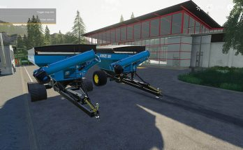 Kinze Wagons Multifruit Pack