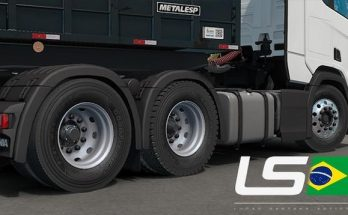 LS Wheels Pack v 1.0
