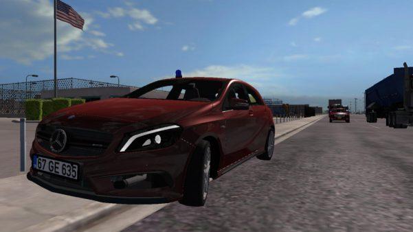 Mercedes Benz A45 v 1.0