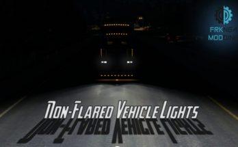 Non-Flared Vehicle Lights v 1.1