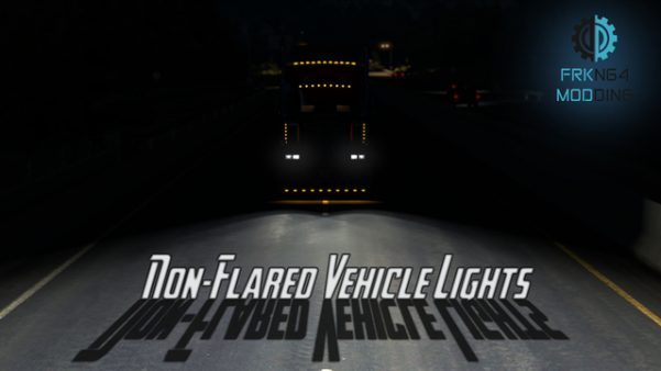 Non-Flared Vehicle Lights v 1.1