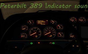 Peterbilt 389 new blinker sound v 1.8
