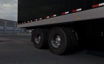 Real Tires Mod: Trailers Edition