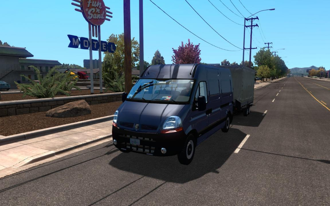 Renault Master for ATS v 1.0