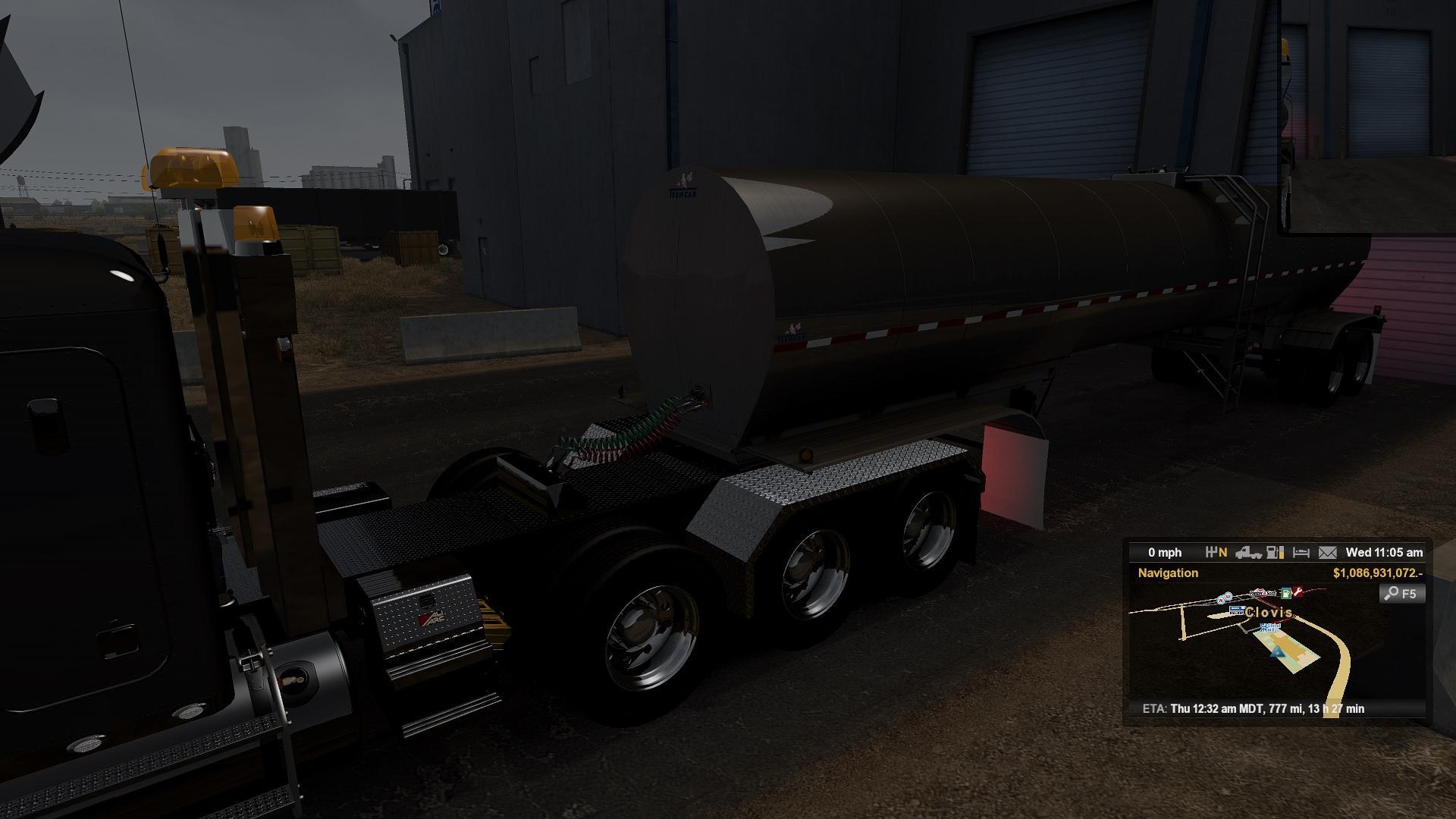 Tremcar Milk Tanker v 1.1