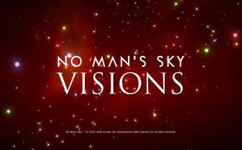 Visions Boot Logo