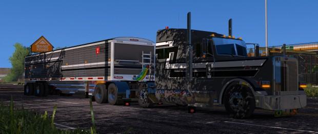 Wilson Trailer Grain v 1.0