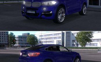 BMW X6 xDrive50i 1.32.x