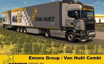 Emons Group / Van Huet Combi v1.0