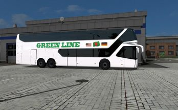 Greenline DD 1.32.x