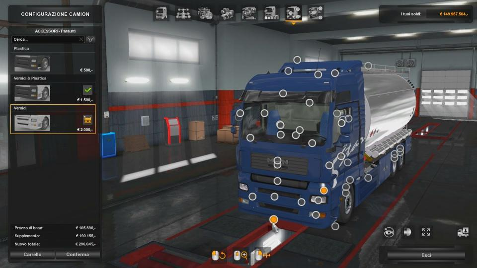 Man TGA Tandem Chassis + Tuning 1.32 v1.0