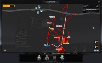 Map Explore Helper PROMODS MARIOMAP v1.0