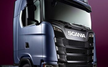 OLSF All Wheel Drive & Steering Chassis for Scania S 2016 v1.0