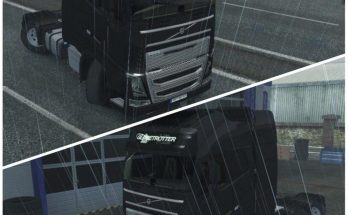 OLSF AWD/S Chassis Pack 2 for Volvo FH 1.32.x