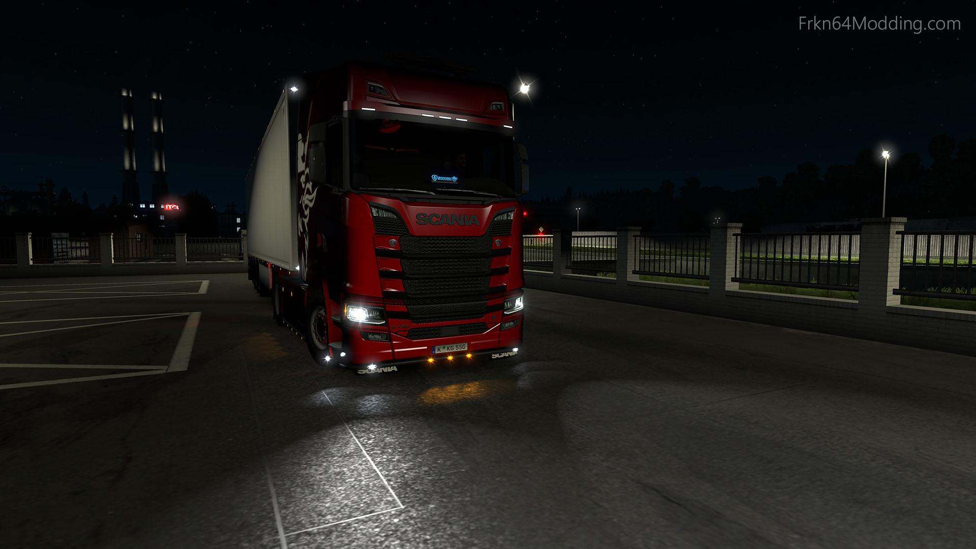 Realistic Vehicle Lights v3.0 by Frkn64