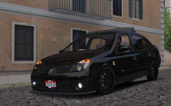Renault Clio II Symbol v1.0
