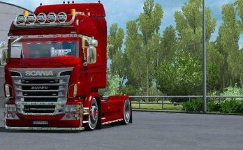Scania Irem Truck R440 ETS2 v1.0