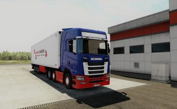 Scania NextGen Light sign big 1.32.x
