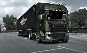 Scania R700 illegal By Mehdi Zarnevis 1.32.x