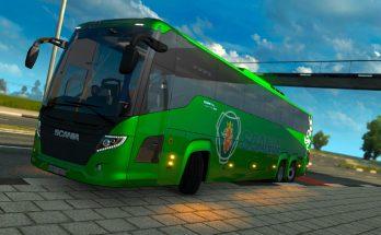 Scania Touring 6x2 Air Lift By Imtaz
