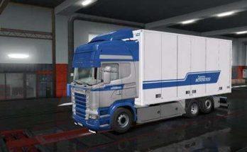 Tommy Nordbergh Scania Ekeri 1.32