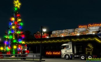 Truck Service Christmas Edition v1.0