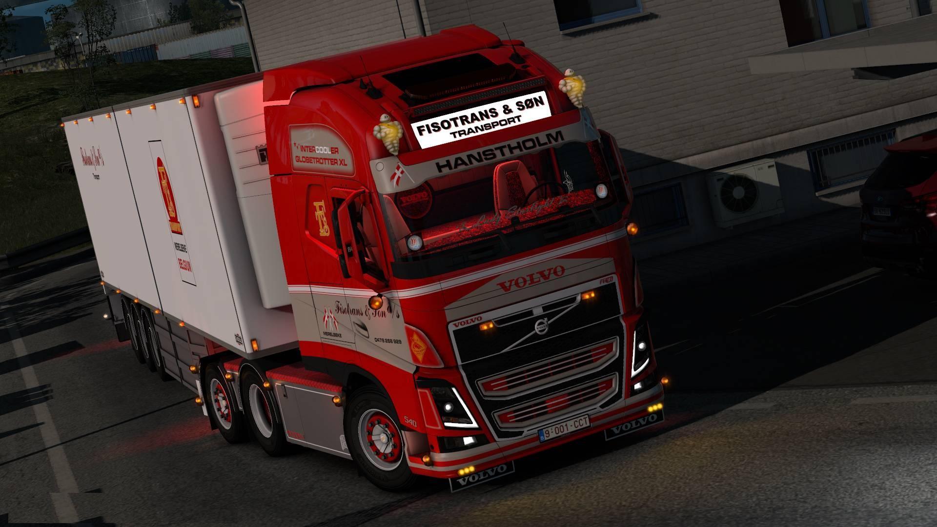 Volvo Fisotrans - 1.32.x
