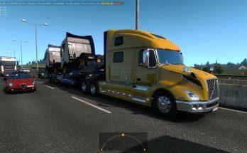 Volvo VNL 2018 in Traffic 1.32+