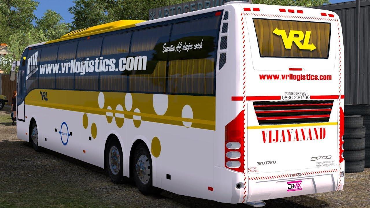 VRL Volvo Sleeper for Volvo DBMX Grand and PX v1.0