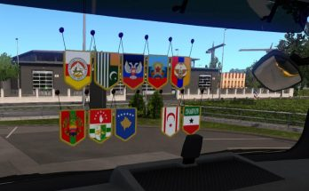 Window Flags & Pennants Pack v1.0