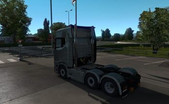 Scania NextGen Highpipes 1.33.x