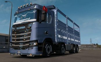 Next Gen Scania S500 v1.0