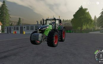 Agco Weight 5000kg v 1.0